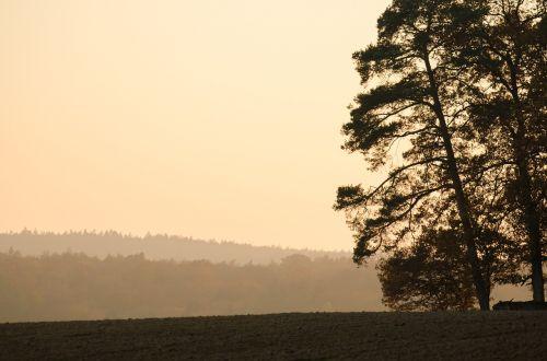 autumn bavaria lower franconia