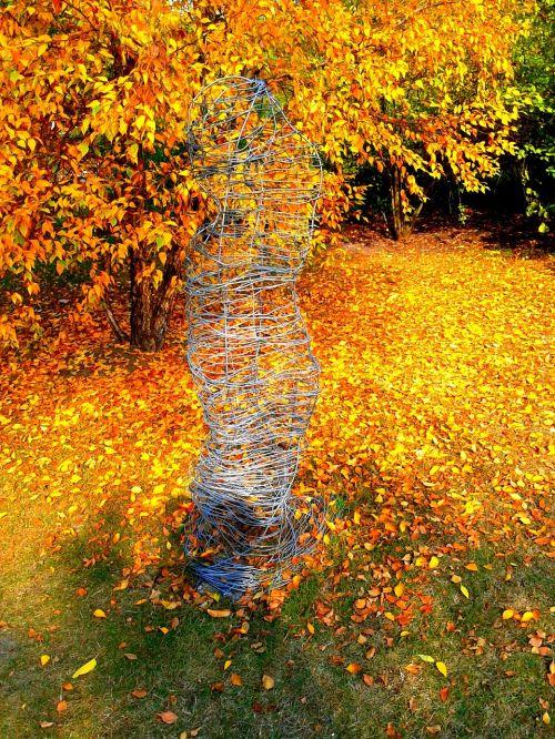 autumn yellow list nature