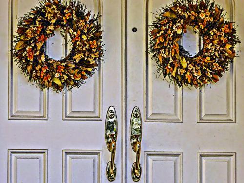 Autumn Doors