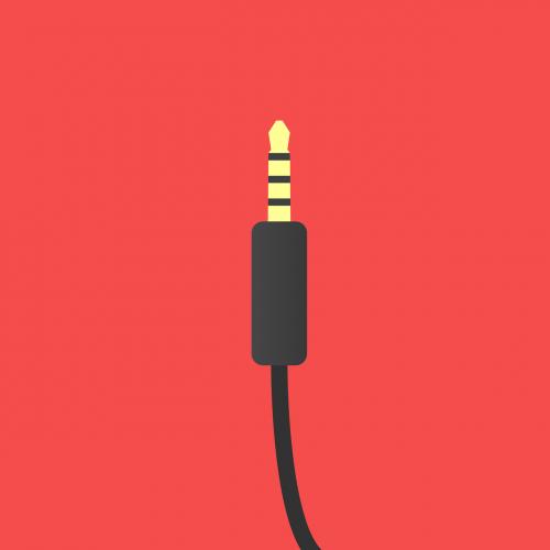 aux cable music