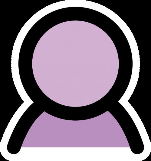 avatar simple anonymous