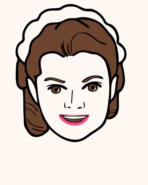 avatar face female