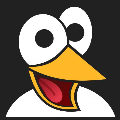 avatar beak black