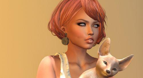 avatar fuchs woman