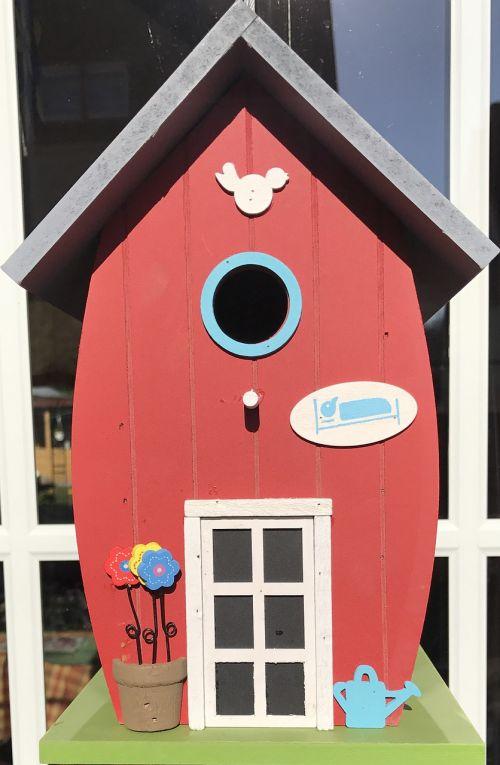 aviary garden nesting box