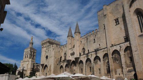 avignon palais des papes city