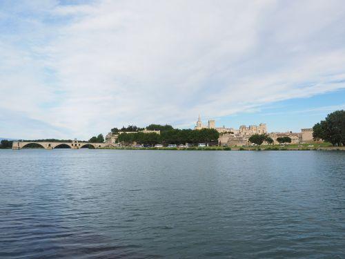avignon city city view