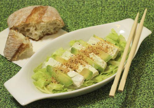 avocado salad avocado salad