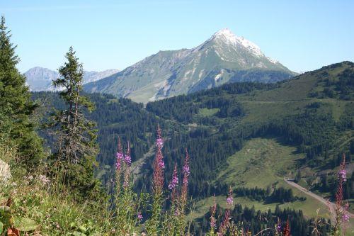 avoriaz mountain alps