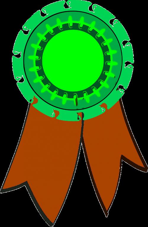 award badge accolade