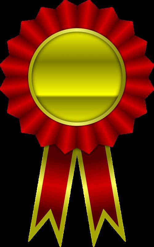 award red ribbon