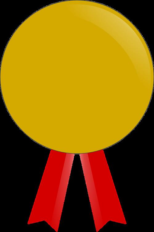 award gold medal