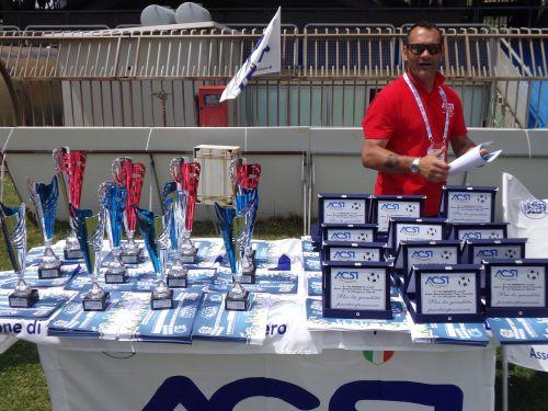 awards football tournaments