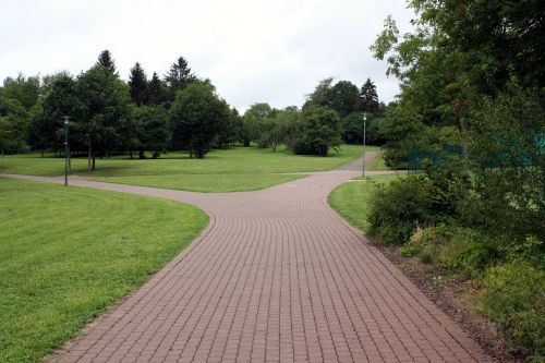 away road park