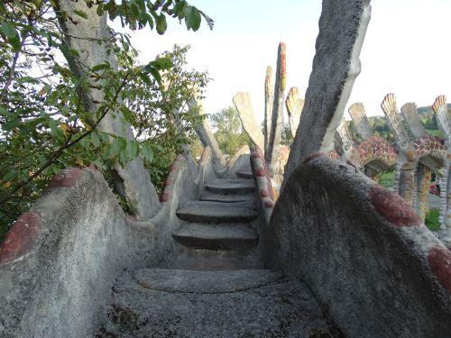 away gradually stone