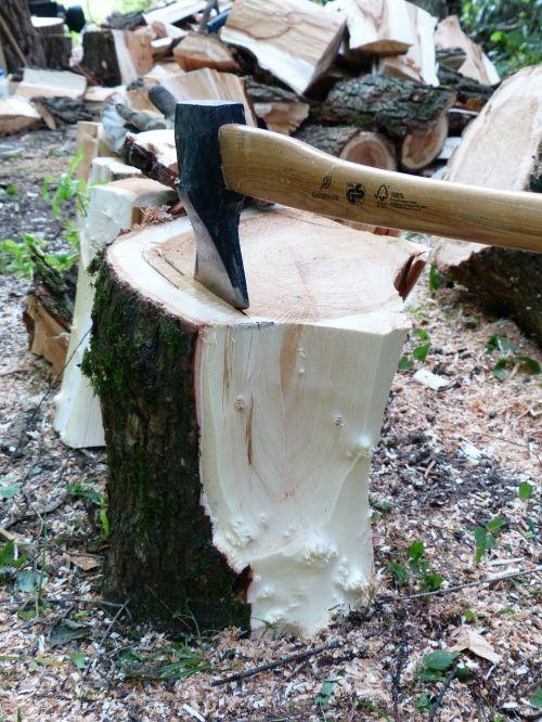 ax axe hack
