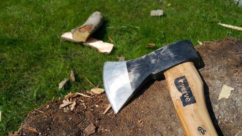 ax log wood