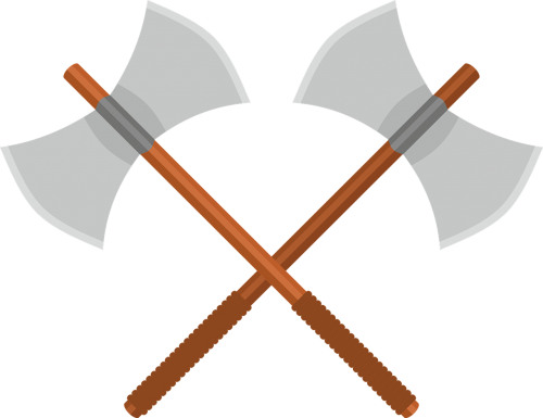 axe battle axe ax