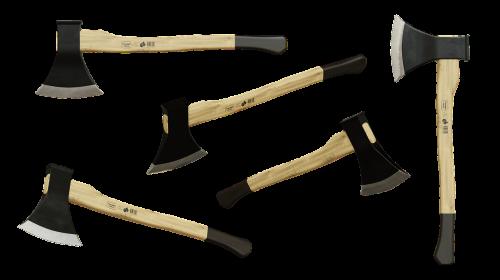 axe ax wood style