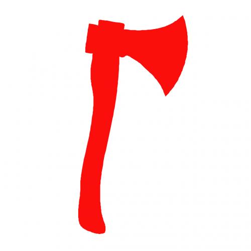 axe tool cut