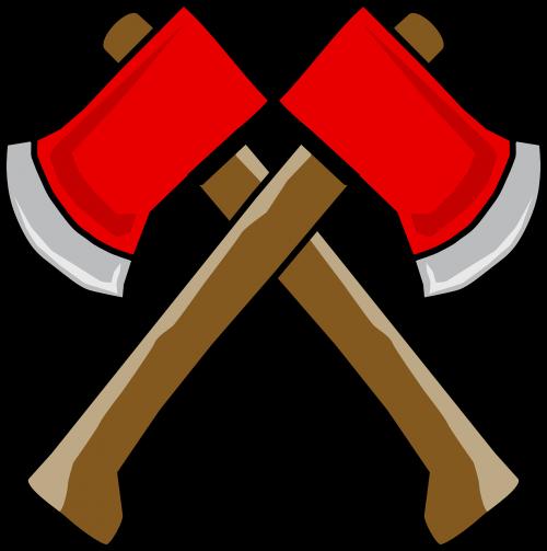 axe hatchet lumber