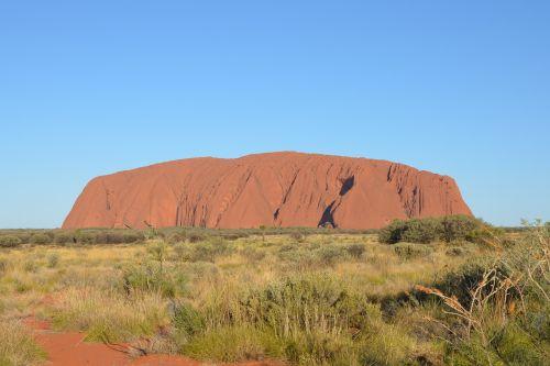 ayres rock rock monolith