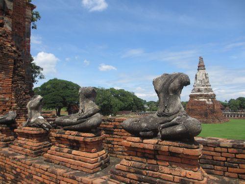 thailand phra nakhon ayutthaya
