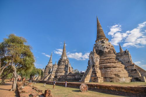 Ayutthaya,senovės,priemonė,menas,Ayutthaya istorinis parkas,tikėjimas,Tailandas,Ayutthaya senas,senovės Siam,Senamiestis,wat phra sri sanphet