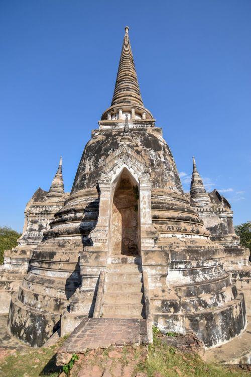 ayutthaya old city ancient
