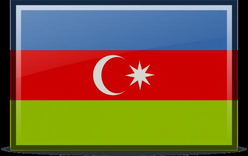 azerbaijan flag icons