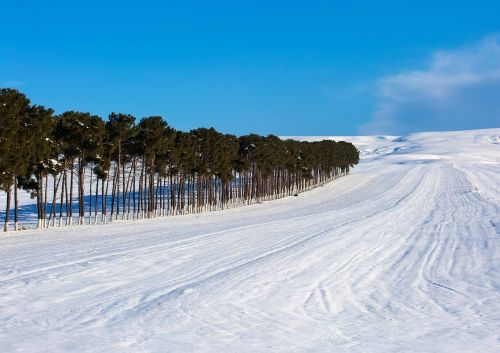 azerbaijan snow winter