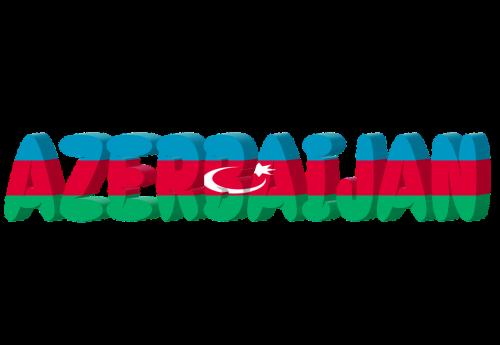 azerbaijan flag country