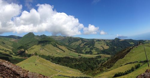 azores hills view