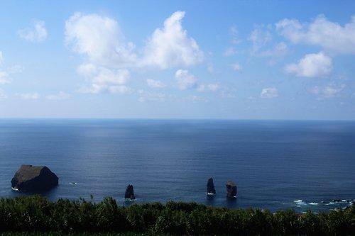 azores  atlantic ocean  sao miguel