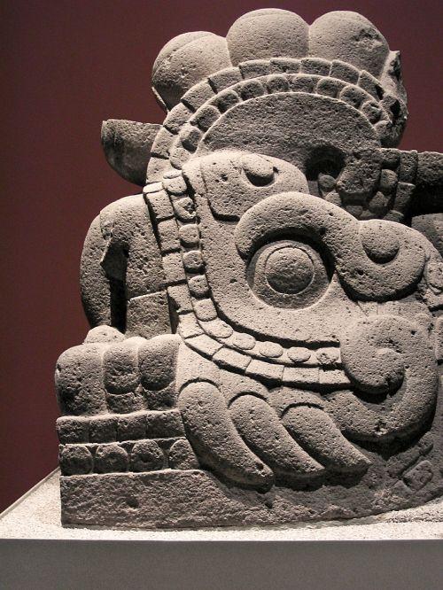 aztec old monolith