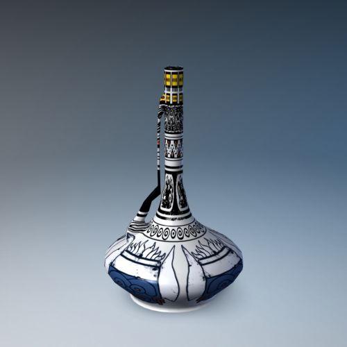 Aztec Vase 1