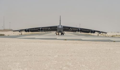 b-52 stratofortress 23rd expeditionary bomb squadron 100th anniversary