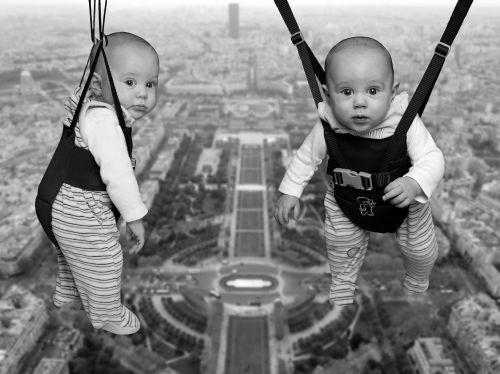 kūdikiai,mielas,aukštis,priklausyti,diržas,pavojingas,bedugnė,giliai,kūdikis