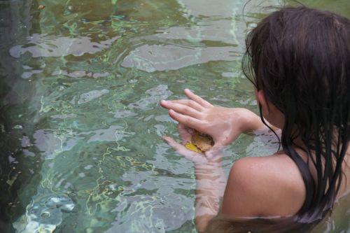 baby water autumn