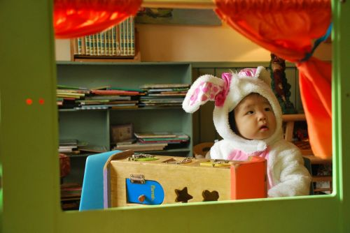 baby baby costume bunny