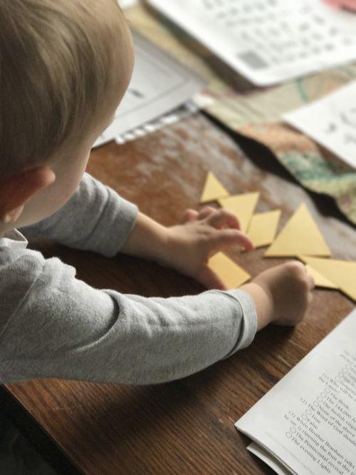 baby tangram puzzle