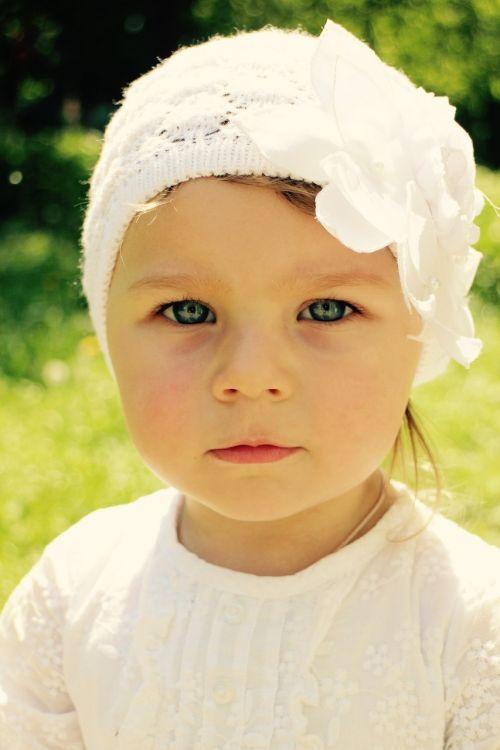 baby portrait innocence