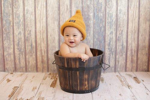 baby  fun  wool hat