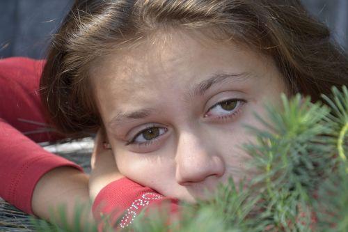 baby sorrow girl