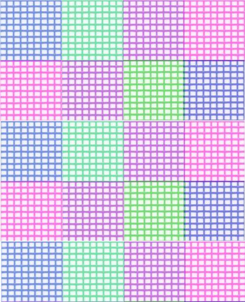kūdikis, antklodė, aikštės, mėlynas, rožinis, žalias, violetinė, antklodė, kūdikių antklodė