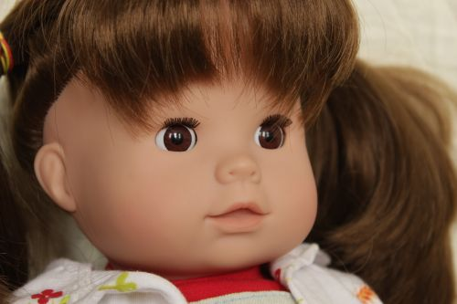 kūdikių lėlė,gotz,žaislas