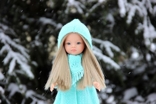 baby doll  paola reina  winter