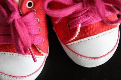 baby shoes  small  baby