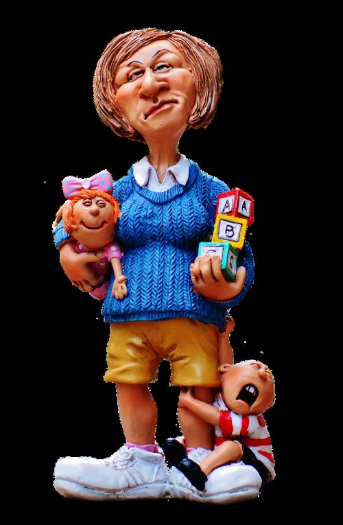 baby-sitter children educator nanny