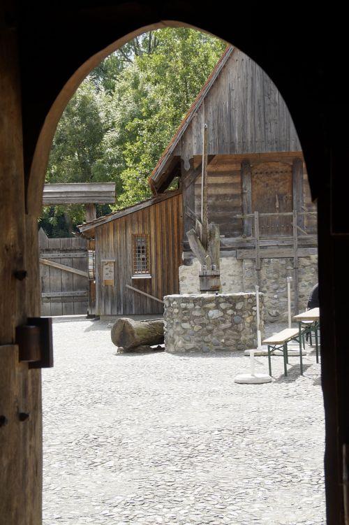 bach ritterburg knight's castle castle